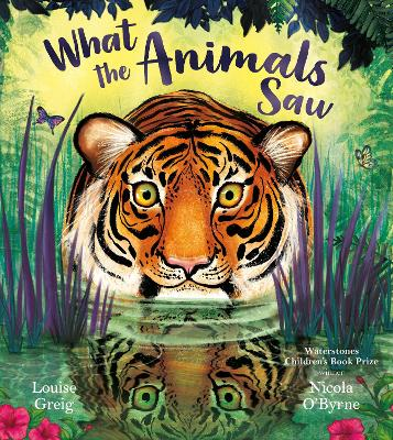 What the Animals Saw book