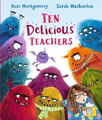 Ten Delicious Teachers book