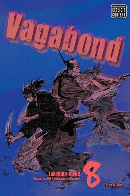 Vagabond, Vol. 8 (VIZBIG Edition) by Takehiko Inoue