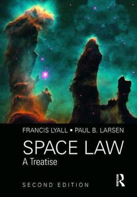 Space Law book