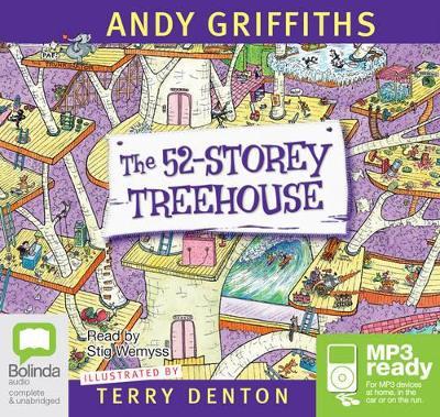 The 52-Storey Treehouse by Stig Wemyss