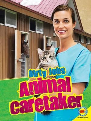 Animal Caretaker book