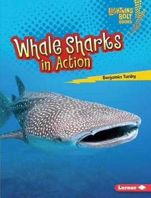 Whale Sharks in Action by Benjamin Tunby