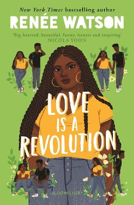 Love Is a Revolution book