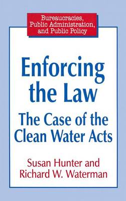 Enforcing the Law by Susan Hunter