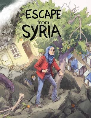 Escape from Syria by Samya Kullab