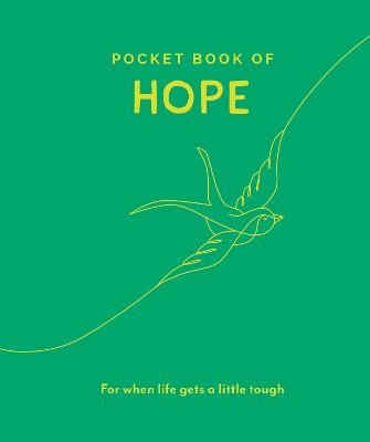 Pocket Book of Hope: For When Life Gets a Little Tough by Trigger Publishing