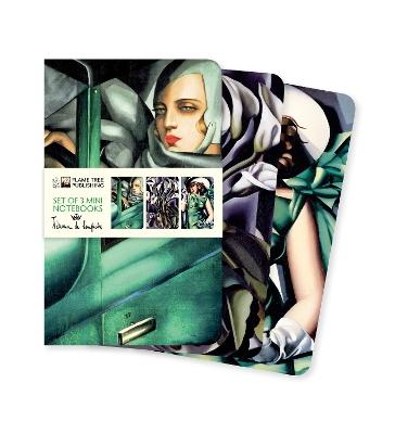 Tamara de Lempicka Mini Notebook Collection by Flame Tree Studio