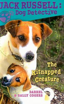 Kitnapped Creature book