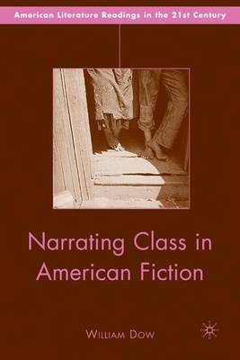 Narrating Class in American Fiction book