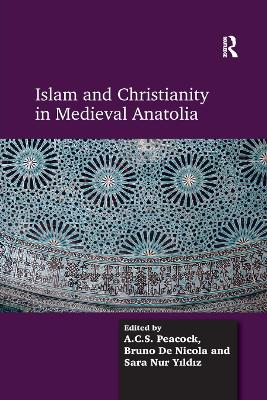 Islam and Christianity in Medieval Anatolia book