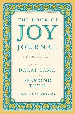 The Book of Joy Journal by Dalai Lama