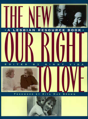 New Our Right to Love by Ginny Vida