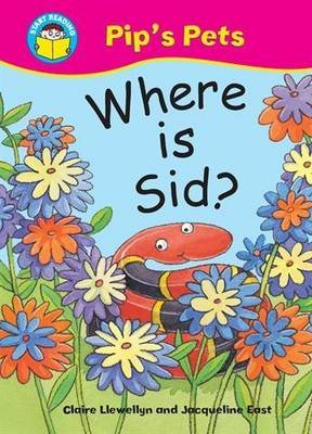 Where is Sid? book