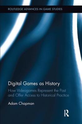 Digital Games as History book