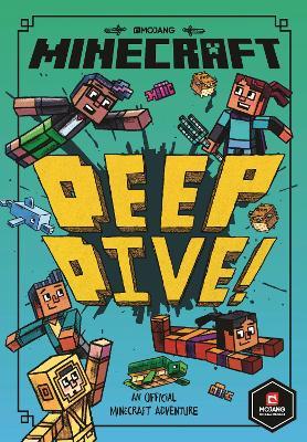 Minecraft: Deep Dive (Minecraft Woodsword Chronicles #3) (Woodsword Chronicles) by Nick Eliopulos