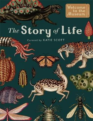Story of Life: Evolution (Extended Edition) by Katie Scott