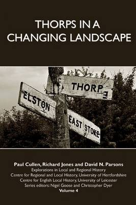 Thorps in a Changing Landscape by Paul Cullen