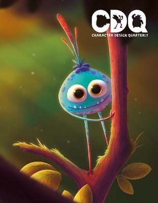 Character Design Quarterly 9 book