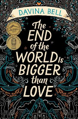 The End of the World Is Bigger than Love book