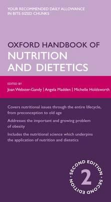 Oxford Handbook of Nutrition and Dietetics book
