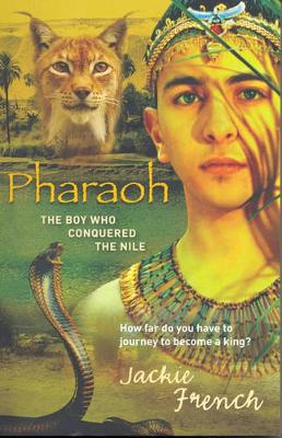 Pharaoh by Jackie French