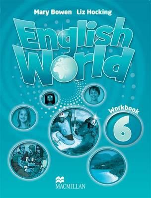 English World 6 Workbook book