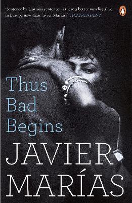 Thus Bad Begins book