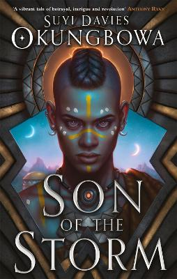 Son of the Storm book