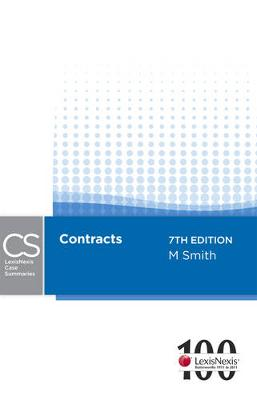 LexisNexis Case Summaries: Contracts by Smith