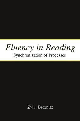 Fluency in Reading book