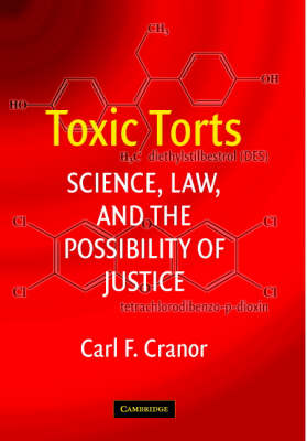Toxic Torts book