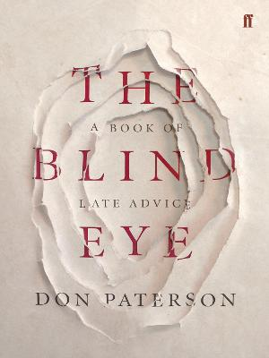The Blind Eye by Don Paterson