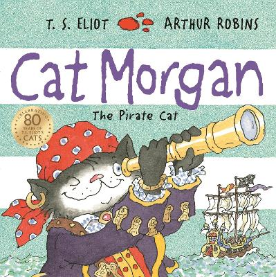 Cat Morgan by T. S. Eliot