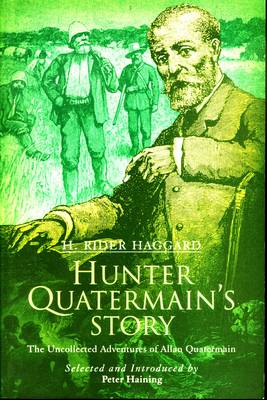 Hunter Quatermain's Story book