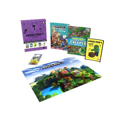 Minecraft The Ultimate Explorer's Gift Box by Mojang