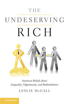 Undeserving Rich by Leslie McCall
