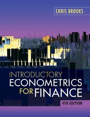 Introductory Econometrics for Finance book