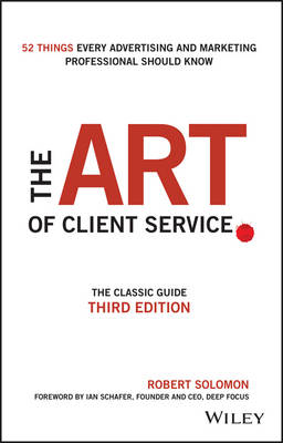 The Art of Client Service by Robert Solomon