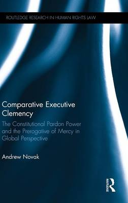 Comparative Executive Clemency book