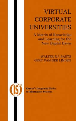 Virtual Corporate Universities by Walter R. J. Baets