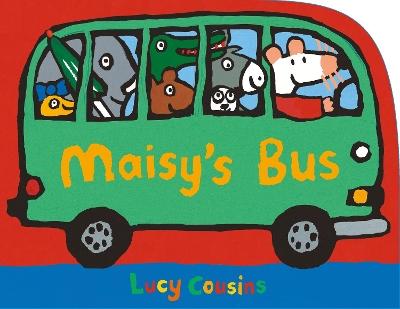 Maisy's Bus book