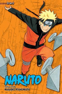 Naruto (3-in-1 Edition), Vol. 12 book