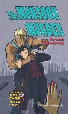 The Monsoon Murder by Kenneth McIntosh