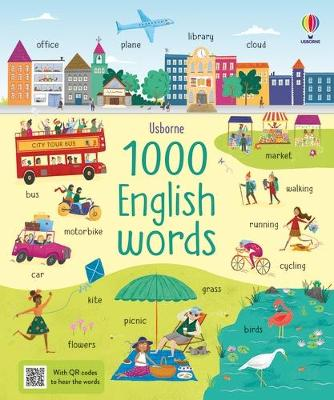 1000 English Words book
