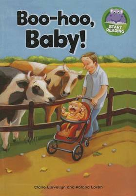 Boo-Hoo, Baby! by Claire Llewellyn