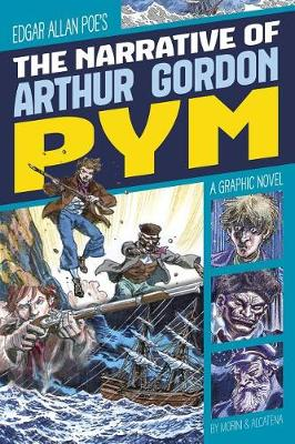 The Narrative of Arthur Gordon Pym by Emanuel Castro