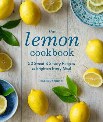 Lemon Cookbook by Ellen Jackson