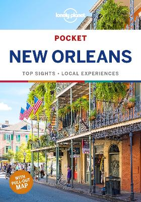Lonely Planet Pocket New Orleans book