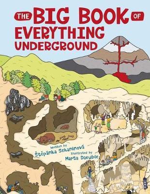 The Big Book Of The Underground by Stepanka Sekaninova